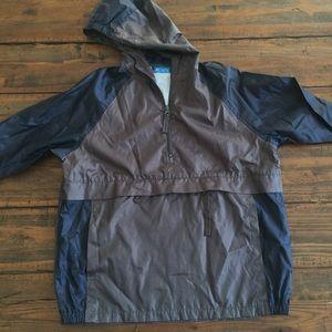 Children's Place Boys Anorak Rain Fold up Jacket
